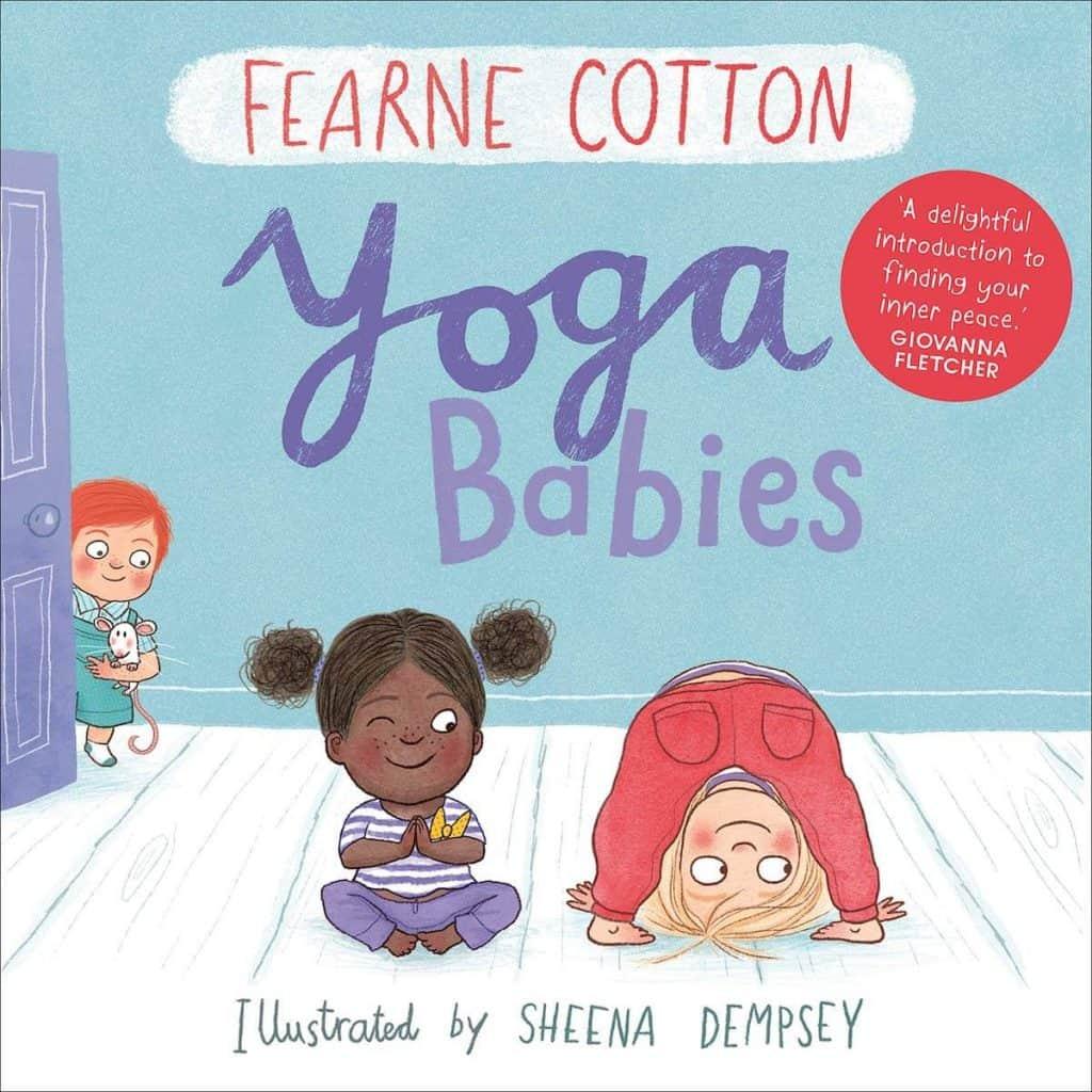 yoga babies book