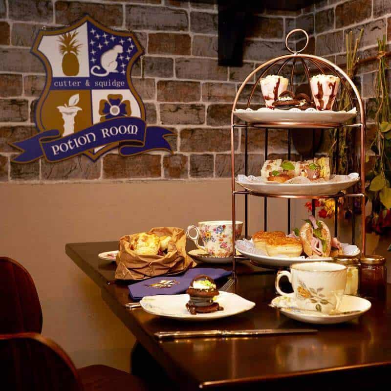 Cutter & Squidge Afternoon Tea Parties