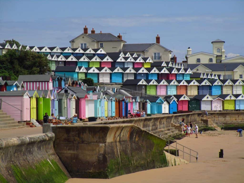 Walton-on-the-Naze, Essex