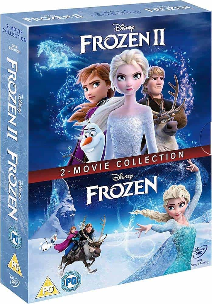 Frozen II (and Frozen Boxset I & II)