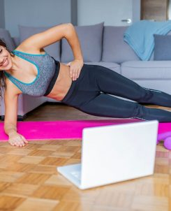 best home workouts and wellness classes