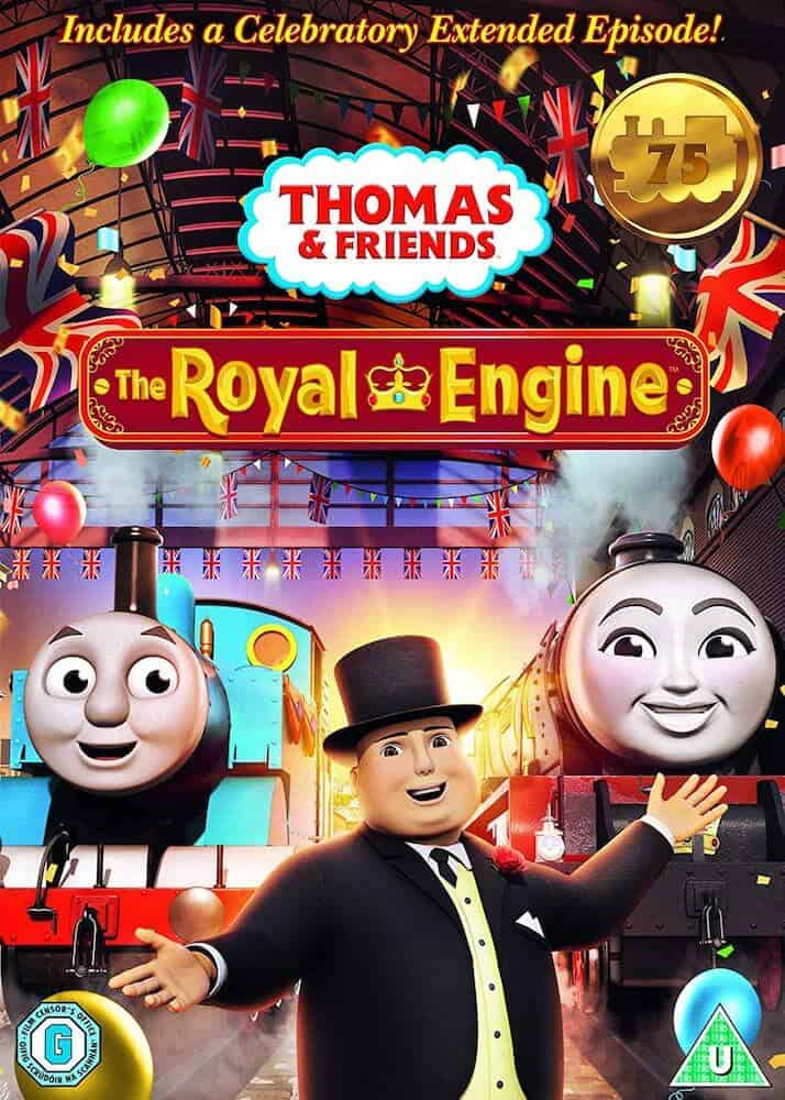 Thomas & Friends: The Royal Engine