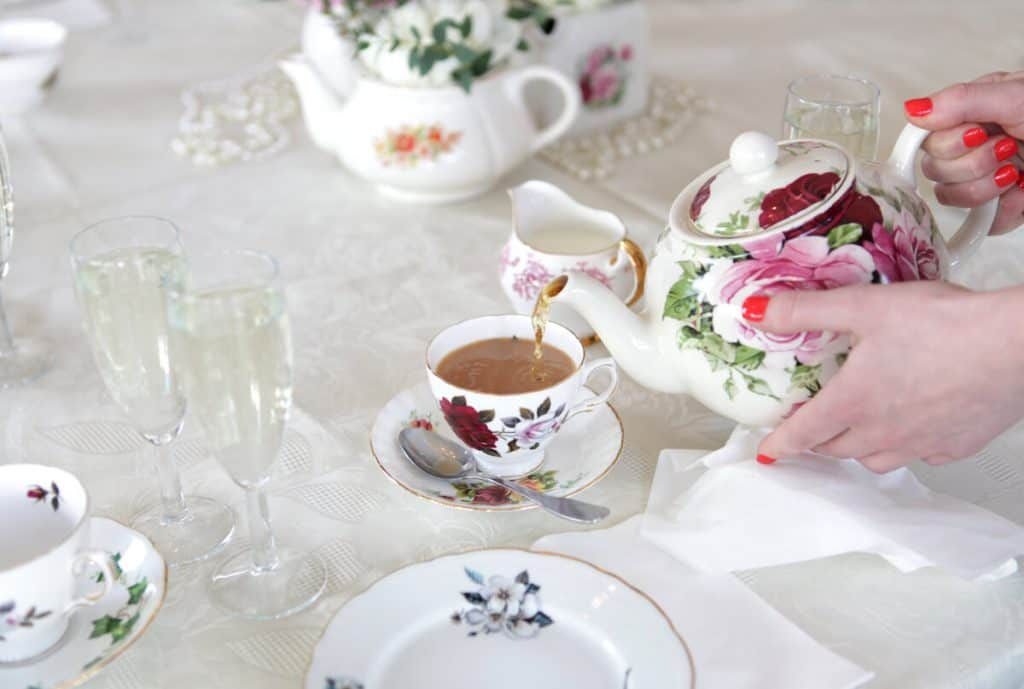 Betty Blythe Afternoon Tea Delivery