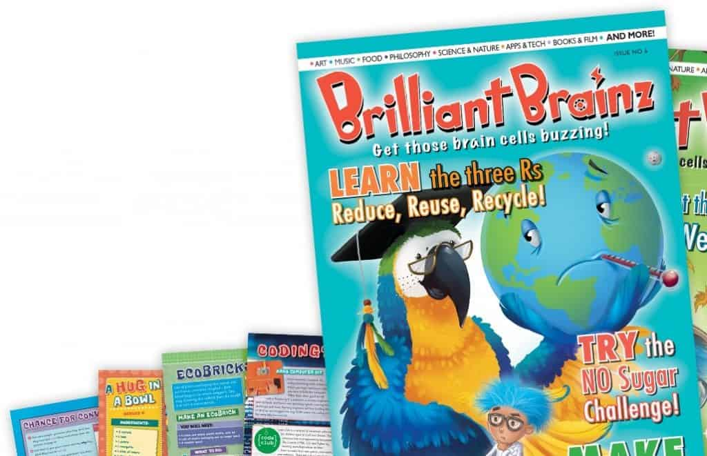 Brilliant Brainz magazine