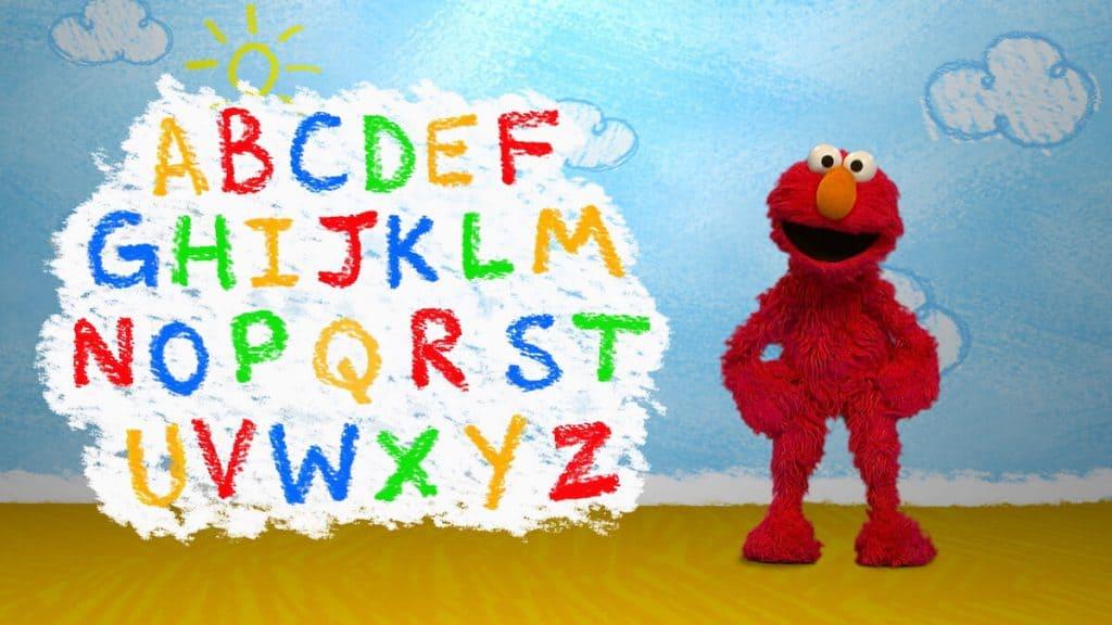 Elmo's World educational TV show for kids