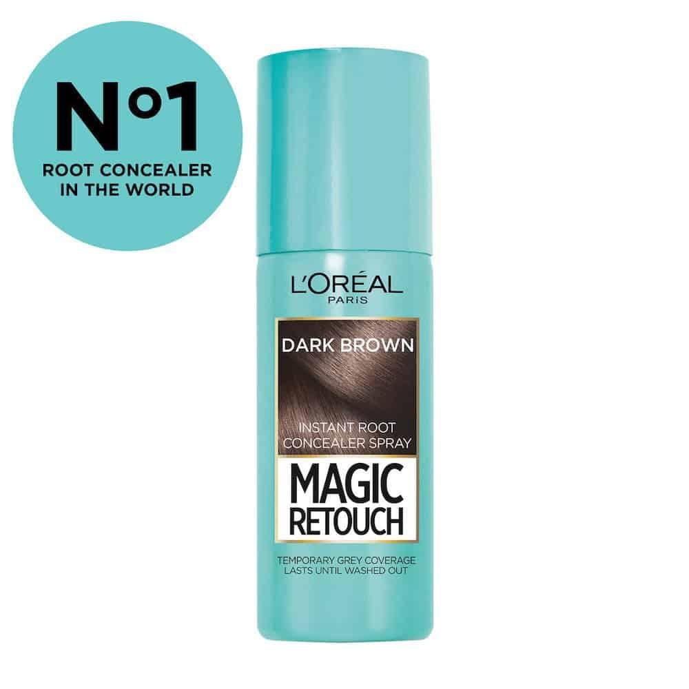 L'Oréal Paris Magic Retouch Instant Root Concealer Spray