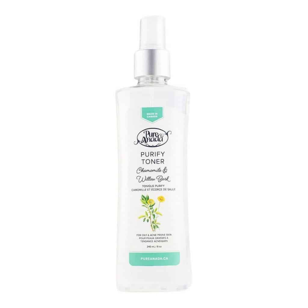 Pure Ananda Chamomile & Willow Bark Purify Toner