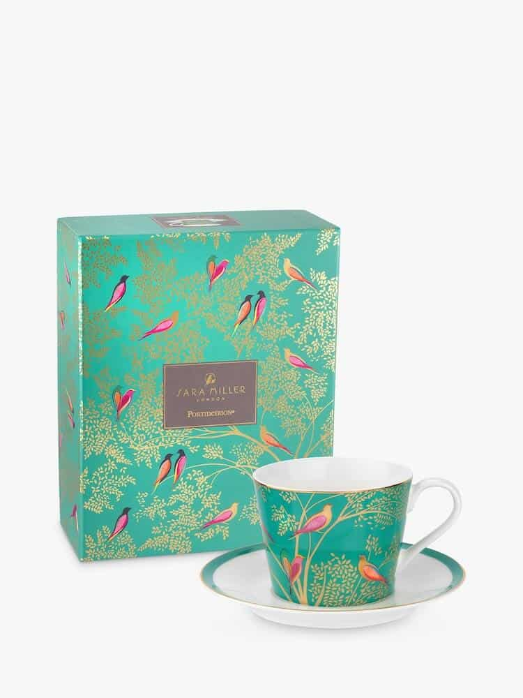 John Lewis tea