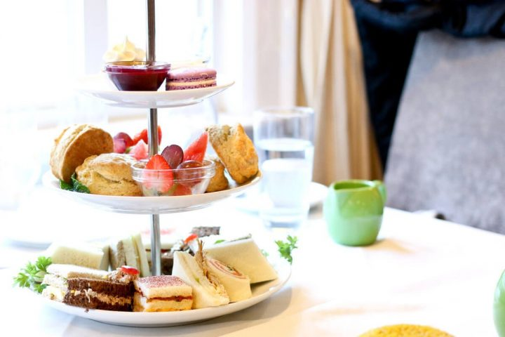 afternoon tea delivery