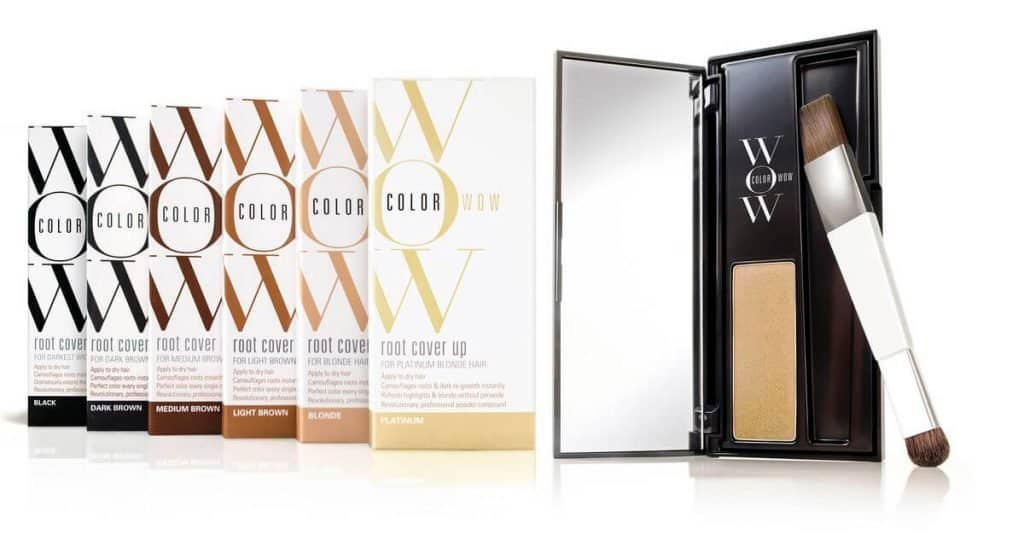 Colour Wow. root cover up