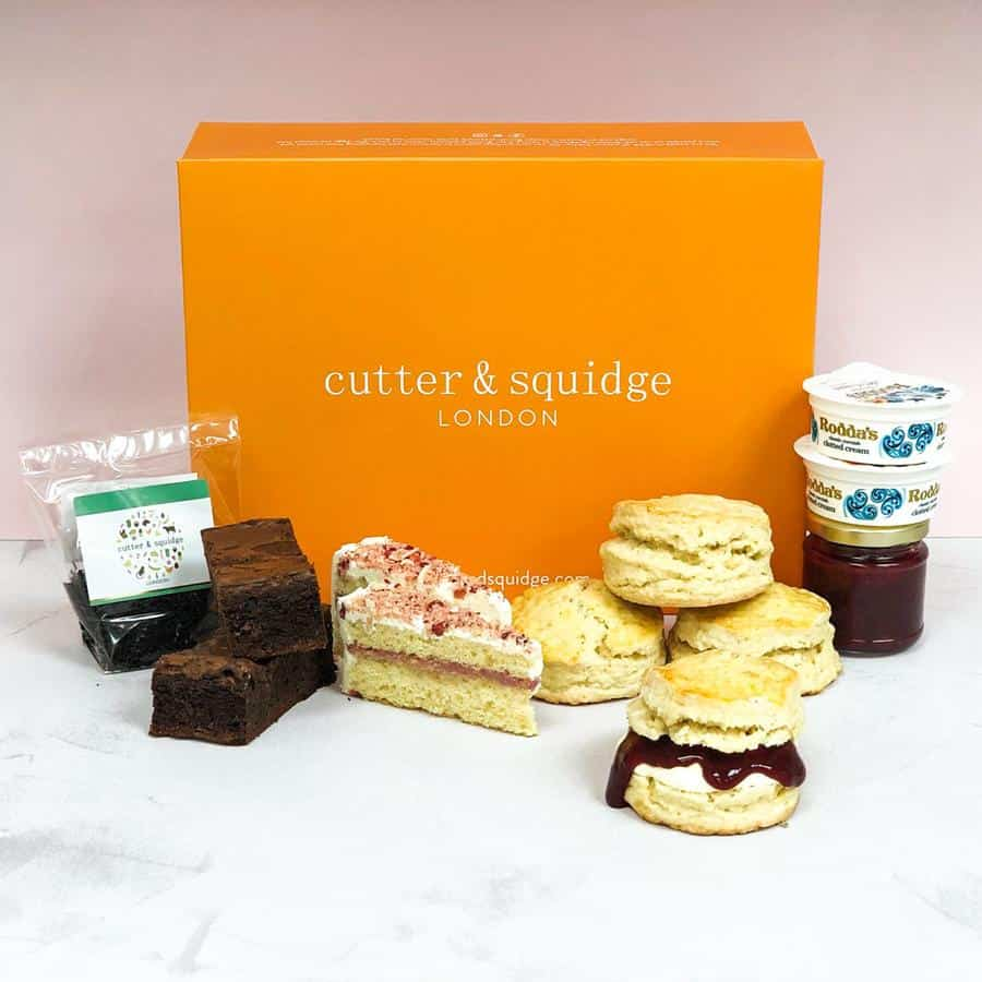 Cutter & Squidge Afternoon Tea At Home
