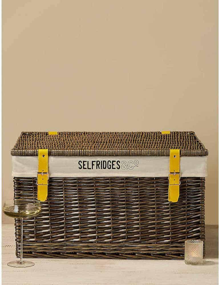 Create your own Selfridges afternoon tea hamper