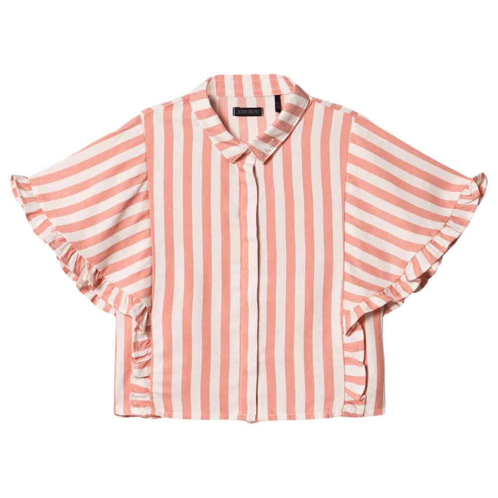 Ikks Pink Shirt for girls