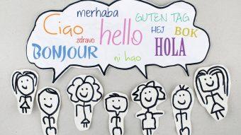 teach kids a second language