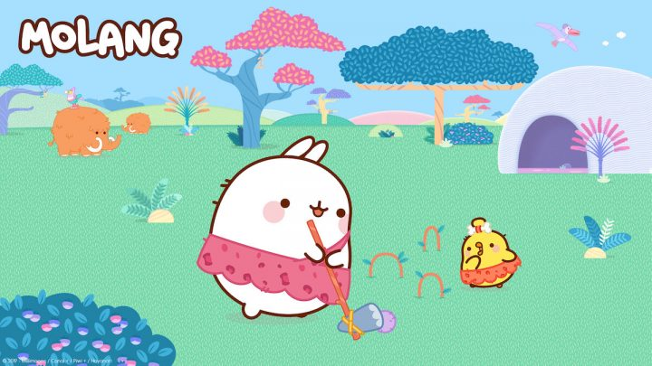 Watch Molang on Tiny Pop